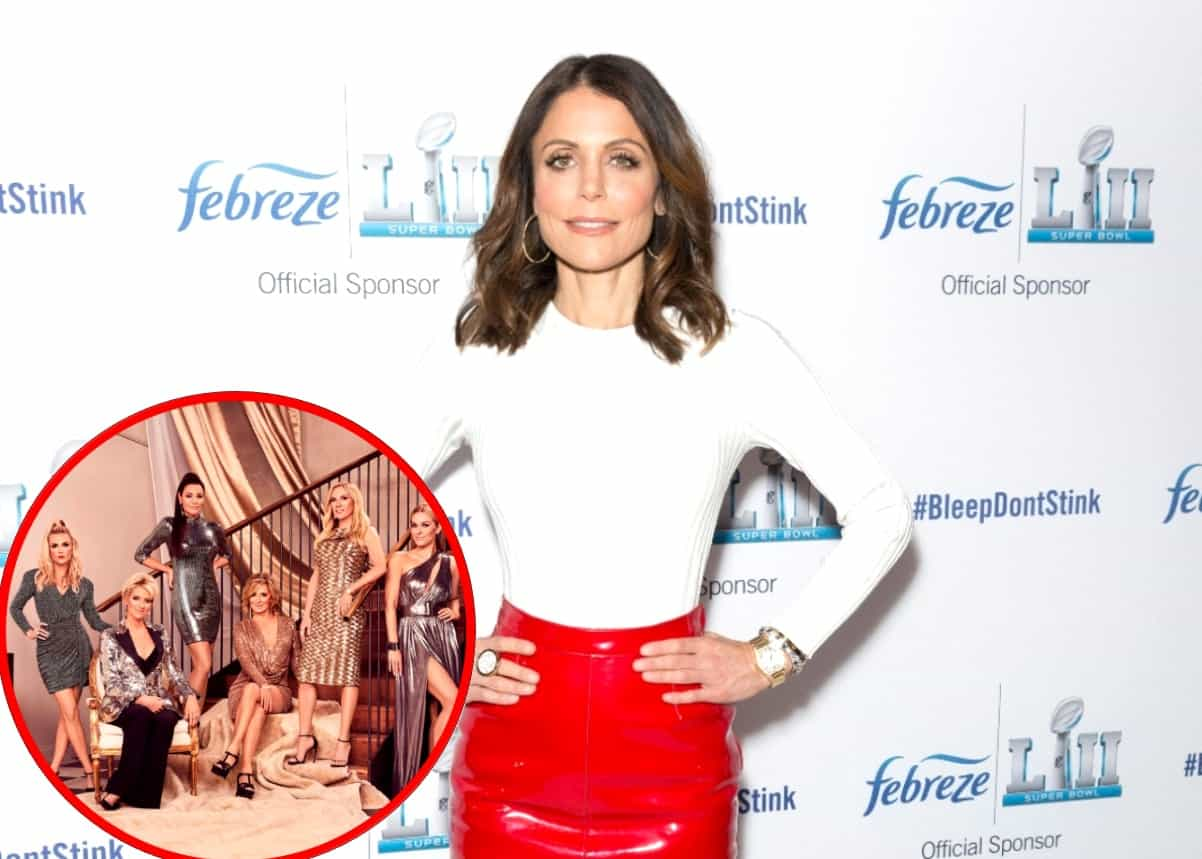 "Bethenny Frankel Slams RHONY and Reacts to ""Unpleasant Things"" Costars Said About Her, Suggests Ratings Are Dropping Because Show Fails to Inspire People"