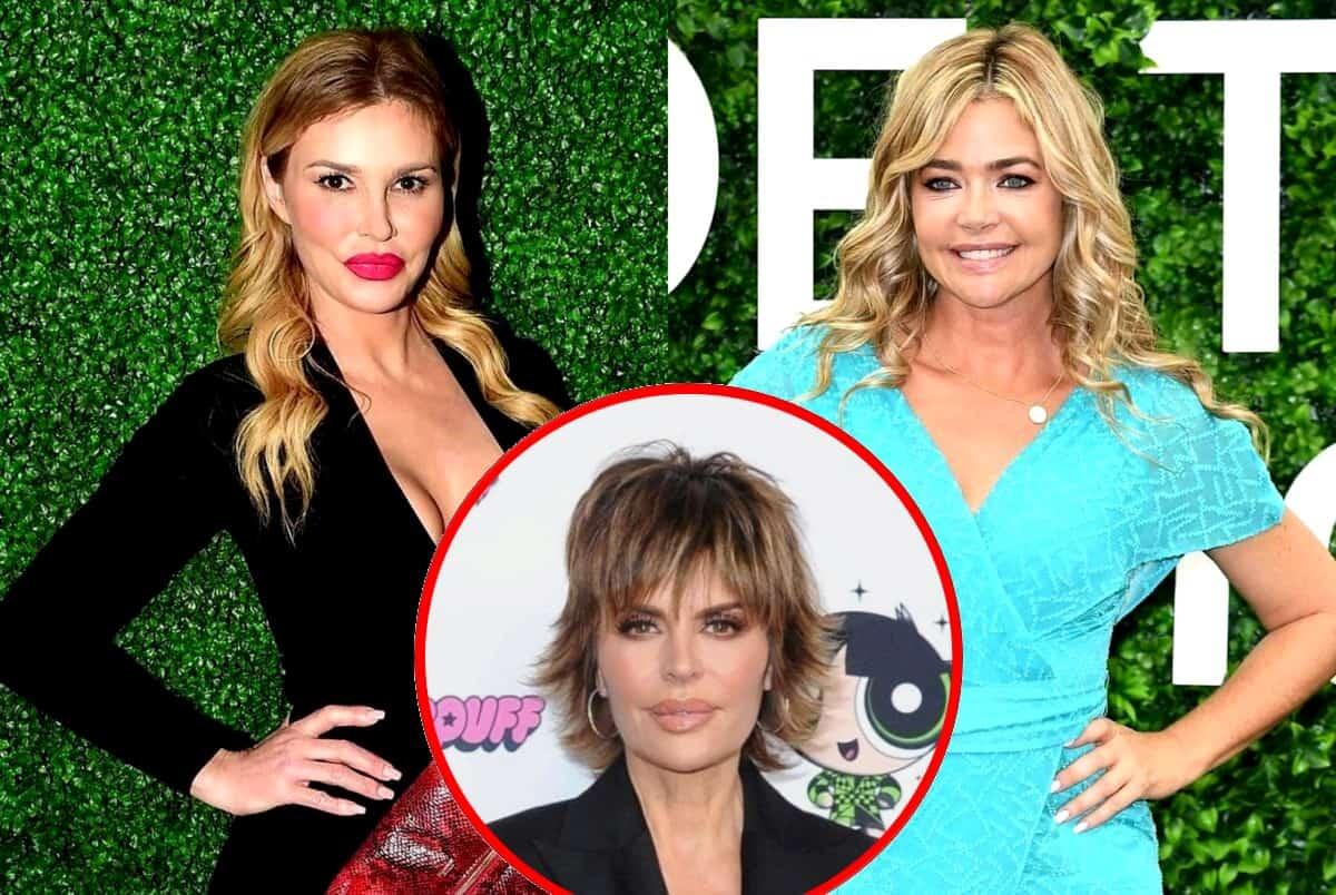 "Brandi Glanville Calls Denise Richards ""Ultimatum Queen,"" Claims RHOBH Alum Gave Bravo Ultimatum to Prevent Her From Reunion After Denise Denied Demanding Lisa Rinna Be Fired"