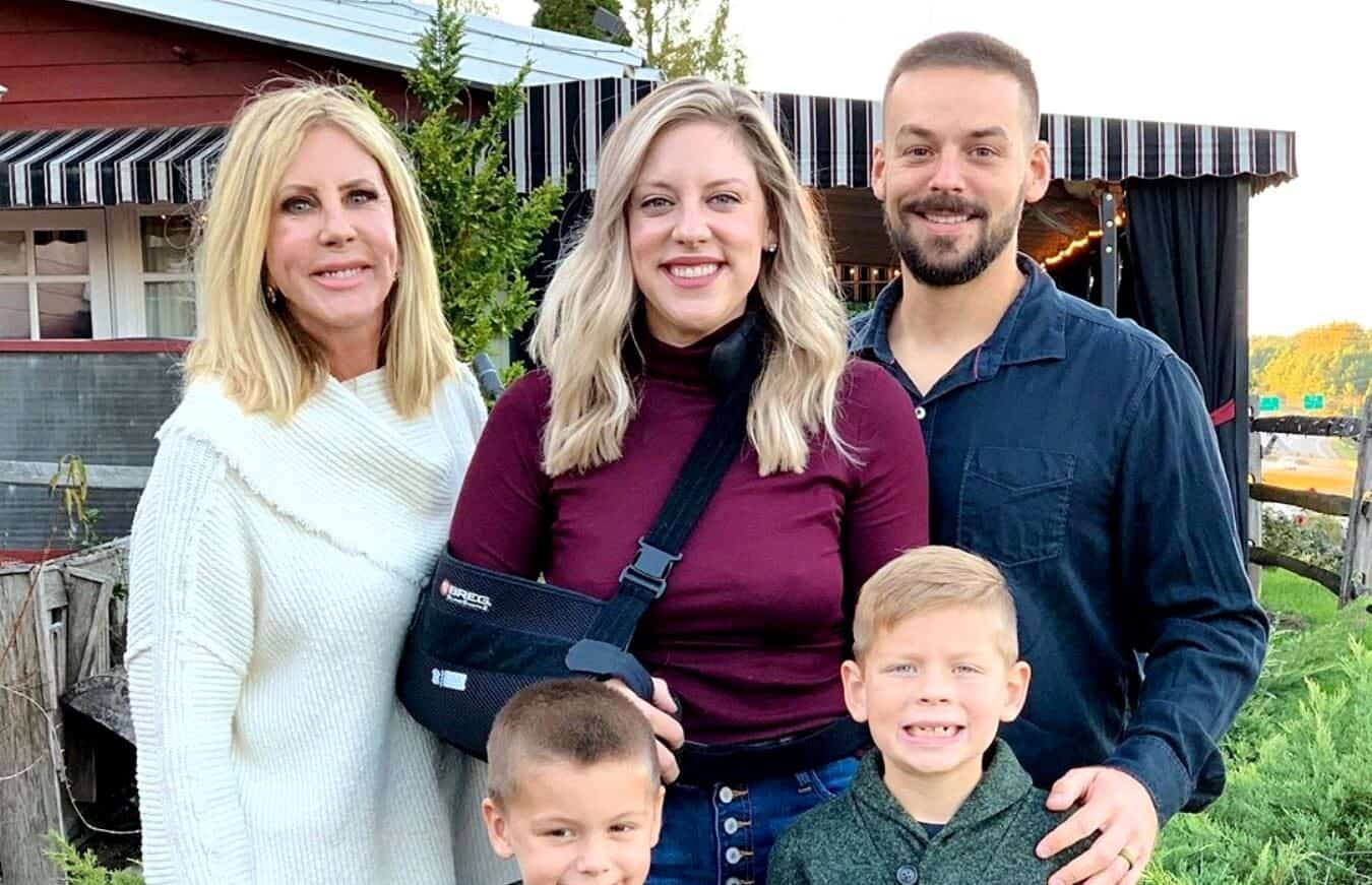 RHOC's Briana Culberson is Pregnant With Her Third Child! Mom Vicki Gunvalson Reacts Plus See Ryan Culberson's Humorous Post