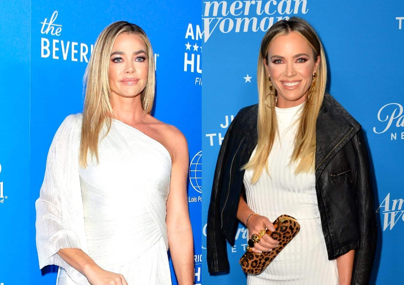 RHOBH's Denise Richards Fires Back at Teddi Mellencamp's Claim That She Leaked Stories About Alleged Fling With Brandi, See Her Fiery Tweet as She Addresses the Rumors Affecting Her Kids