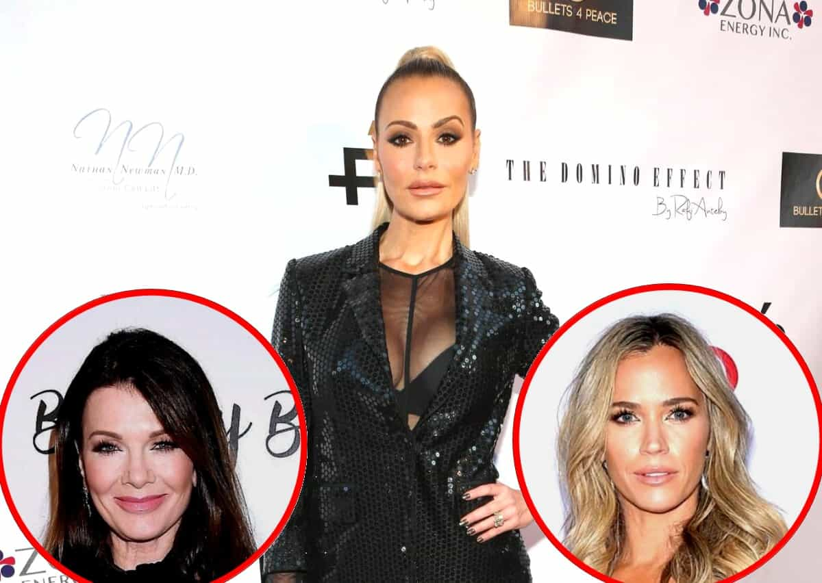 Dorit Kemsley Denies Lisa Vanderpump Got Her on the RHOBH and Explains How She Got Cast, She Reveals if She's Had Any Run-Ins With Lisa and Reacts to Teddi's Invite Drama Plus Live Viewing Thread!