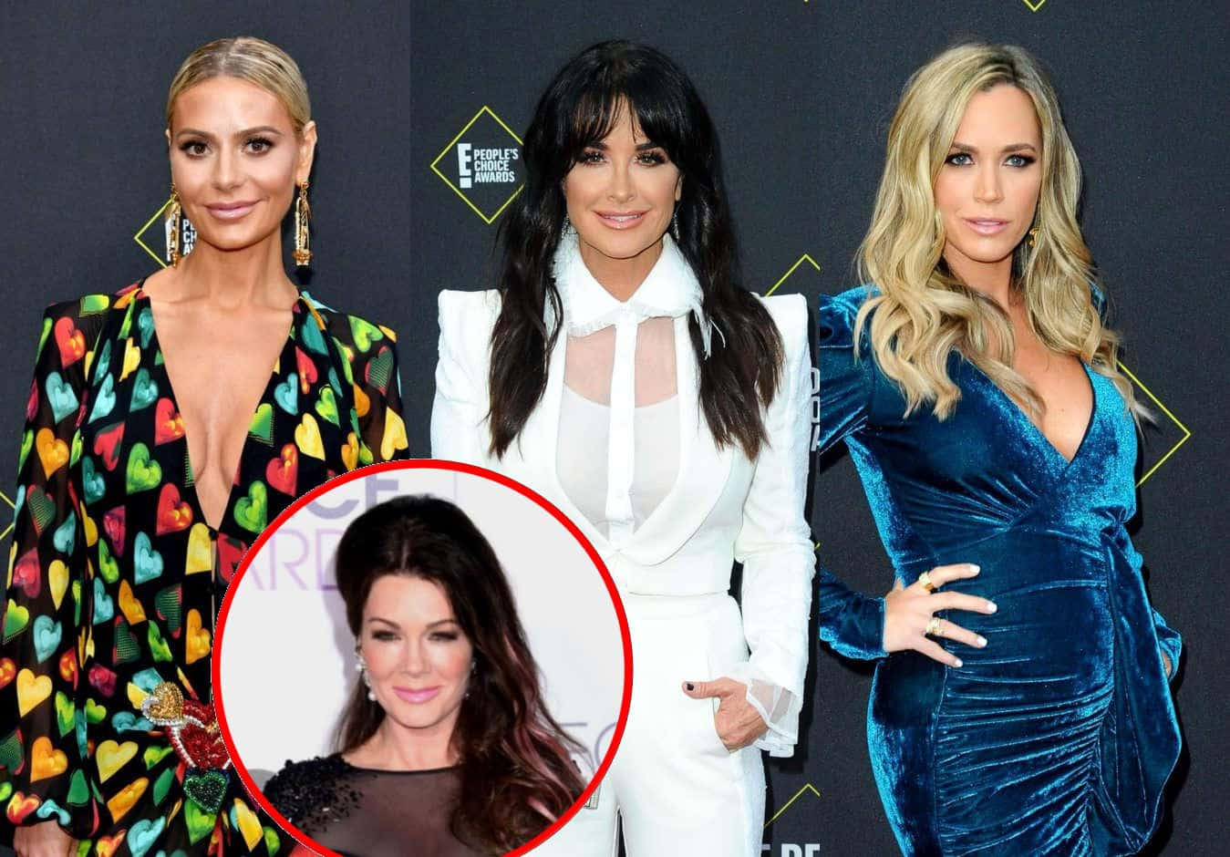 "RHOBH Star Dorit Kemsley Throws Shade at Kyle Richards and Teddi Mellencamp's Friendship and Suggests Lisa Vanderpump Was PK's ""Least Favorite"" Housewife, Plus Why She Almost Quit Show"
