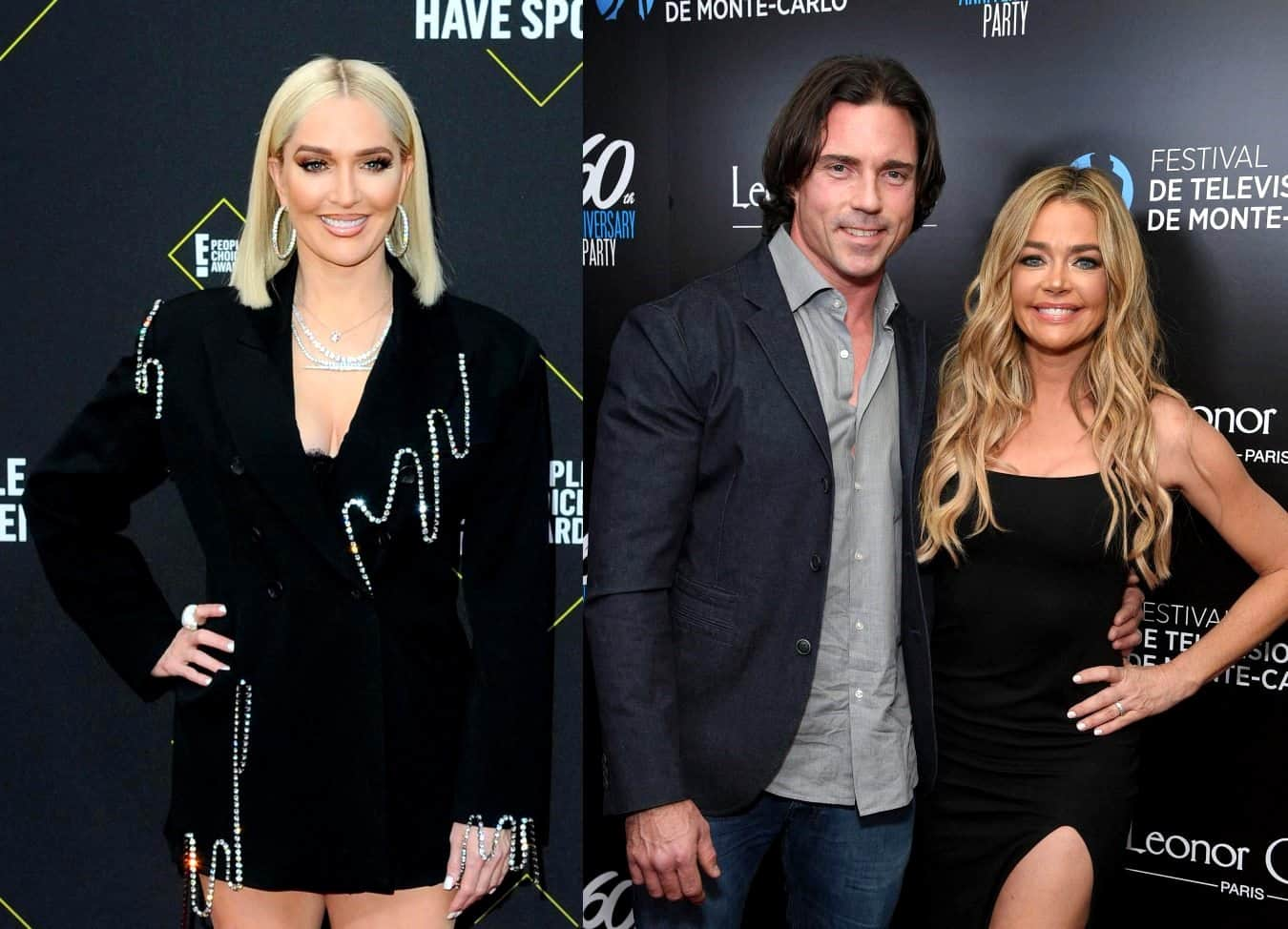 RHOBH Star Erika Jayne Reveals the Real Reason For Her Feud with Denise Richards' Husband Aaron Phypers, Plus the Two Things That Surprised Her Most This Season