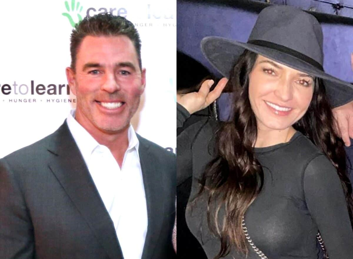 Jim Edmonds Leaves Flirty Comment on Girlfriend Kortnie O'Connor's Bikini Pic, Plus Ex RHOC Star Shares Photos of Gruesome Face Injury That Needed 12 Stitches