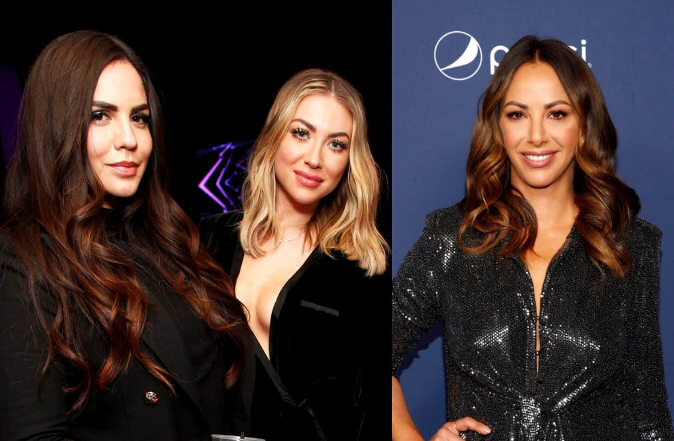 """Vanderpump Rules' Stassi Schroeder and Katie Maloney Finally Reveal the Real Reason They Ended Their Friendship With Kristen Doute, Accuse Her of Deflection and Say She's Good at """"Playing the Victim"""""""