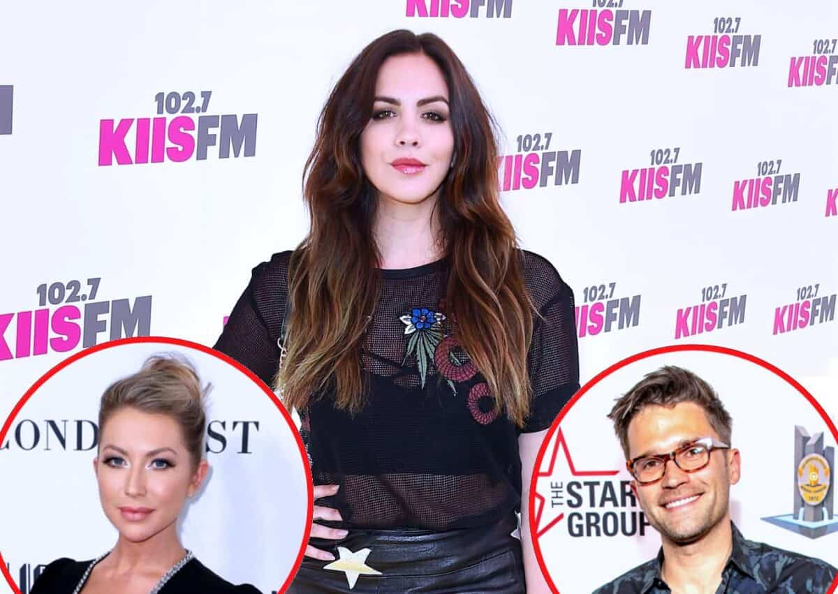 """Vanderpump Rules Star Katie Maloney Reveals How She Lost 20 Pounds! Dishes on Her """"Mean Girl"""" Persona on Show and Her First Impression of Stassi Plus Favorite Thing About Tom"""