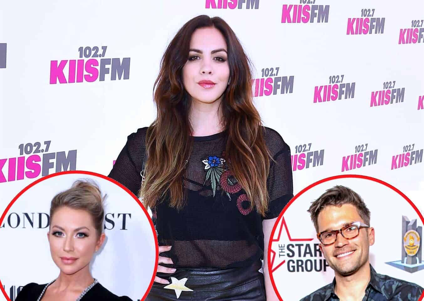 "Vanderpump Rules Star Katie Maloney Reveals How She Lost 20 Pounds! Dishes on Her ""Mean Girl"" Persona on Show and Her First Impression of Stassi Plus Favorite Thing About Tom"