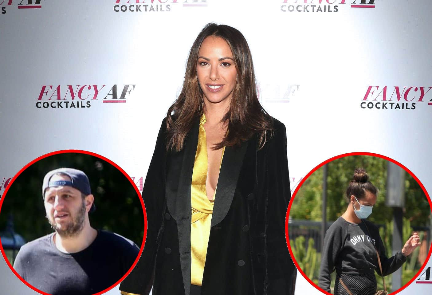 PHOTOS: Vanderpump Rules Star Kristen Doute is Photographed With New Boyfriend Alex Menache Following Report Claiming He is Ready for Marriage and Kids, See the Pics!
