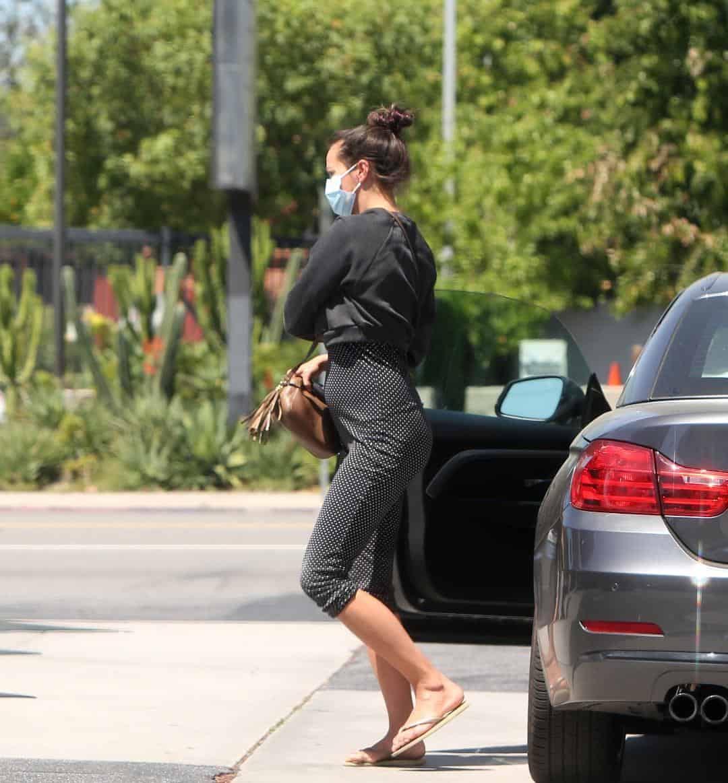 Kristen Doute Pregnant Rumors Baby Bump Photos 2