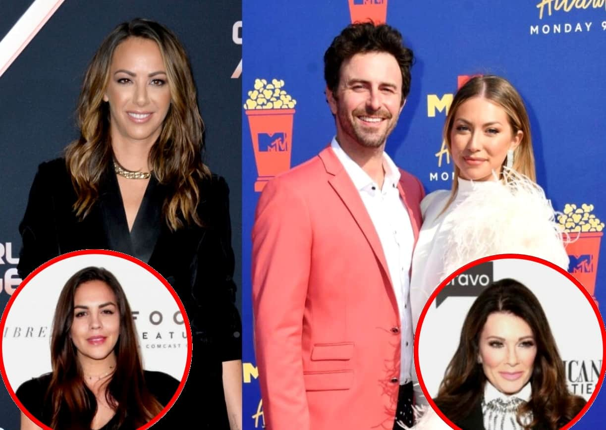 Vanderpump Rules' Kristen Doute Explains Why She Was Triggered by Beau Saying Stassi Was All He Cared About, Talks Hopes for Friendships With Stassi and Katie and Reacts to Lisa Standing Up for Her