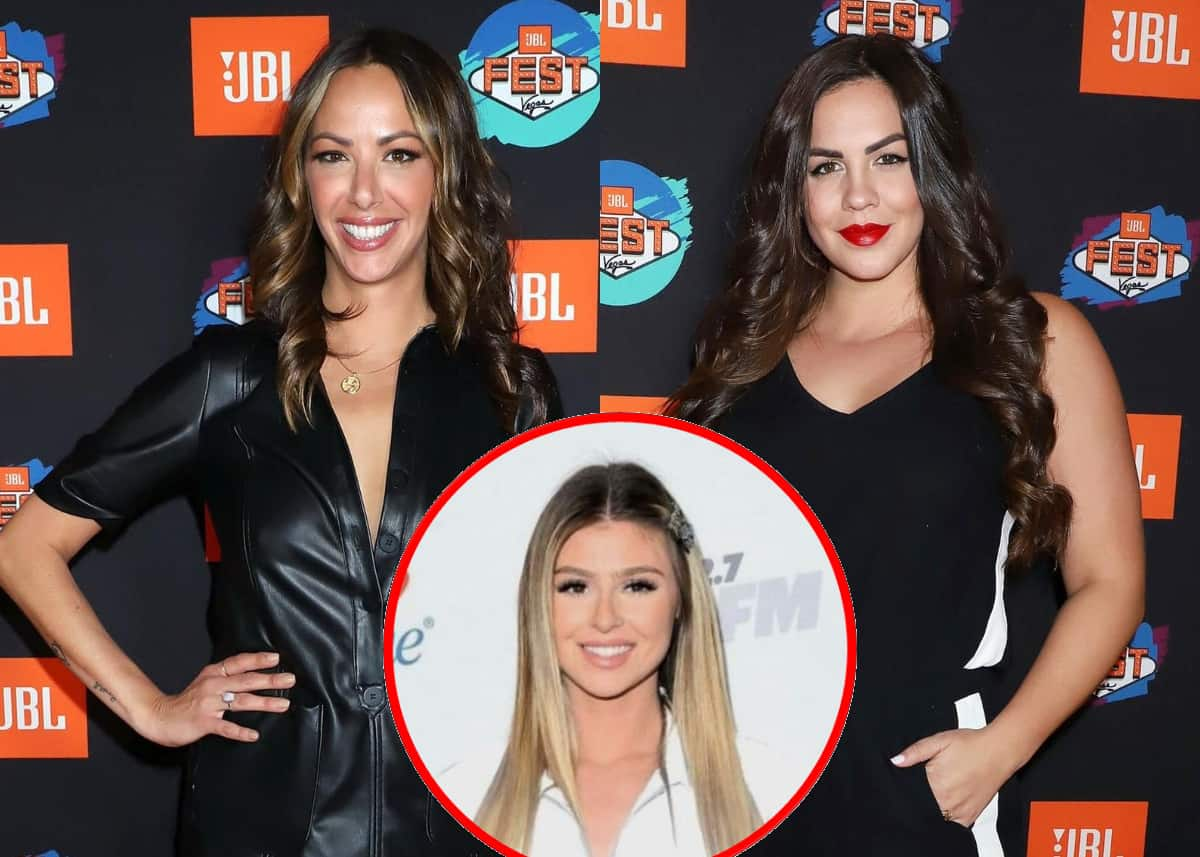 "Vanderpump Rules' Kristen Doute Slams Katie Maloney as ""Cruel"" and ""Childish,"" Plus Katie Reveals Why She Invited Raquel to Girl's Night Over Kristen"