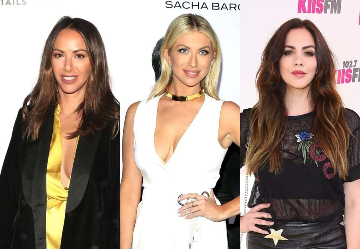 Vanderpump Rules Star Kristen Doute Explains Why a Reconciliation with Stassi Schoeder and Katie Maloney is Less Likely Now, Does She Understand Why They're Upset With Her?