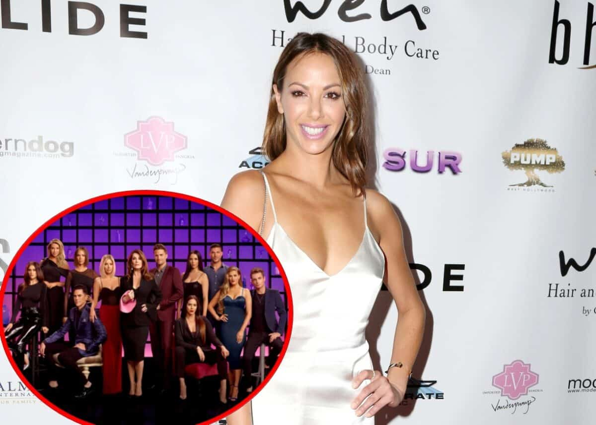 Does Kristen Doute Think Bravo is Phasing Out the OGs From Vanderpump Rules? She Reveals Which Cast Mem