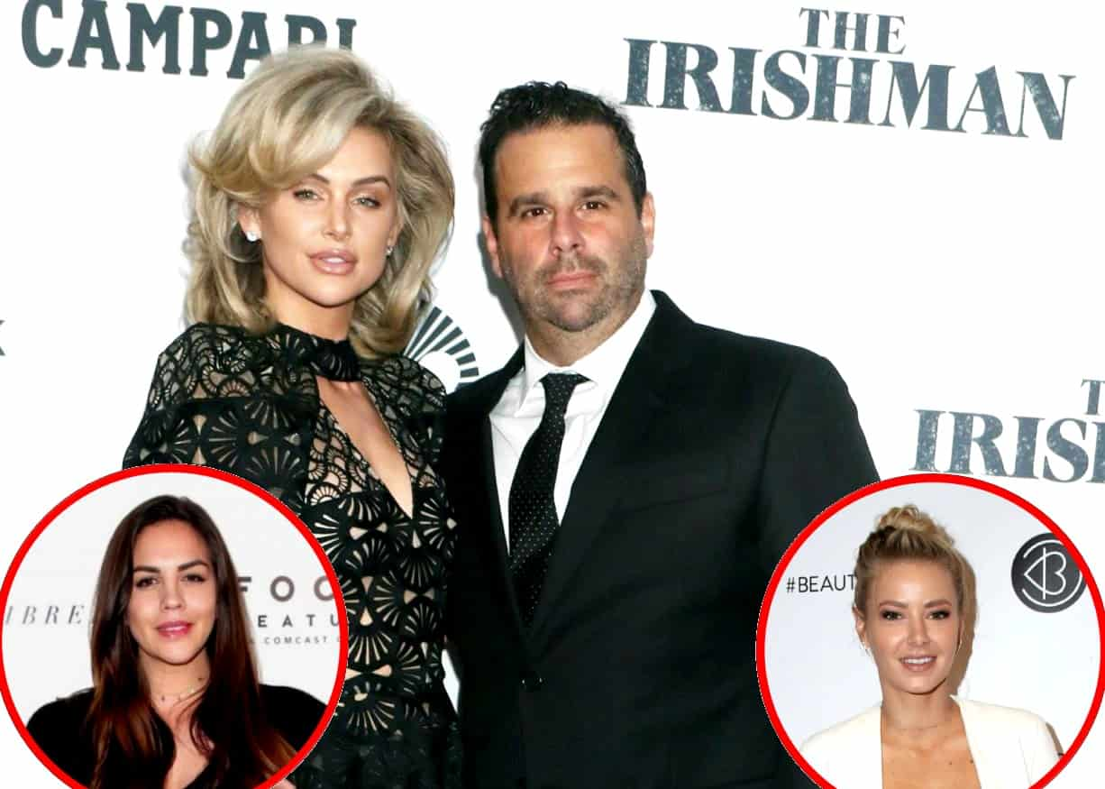 Lala Kent and Randall Emmett Address Katie's Negative Reaction to Randall's Prank, Plus Lala Shares What Part of Her Life She Wishes Was Shown on Van