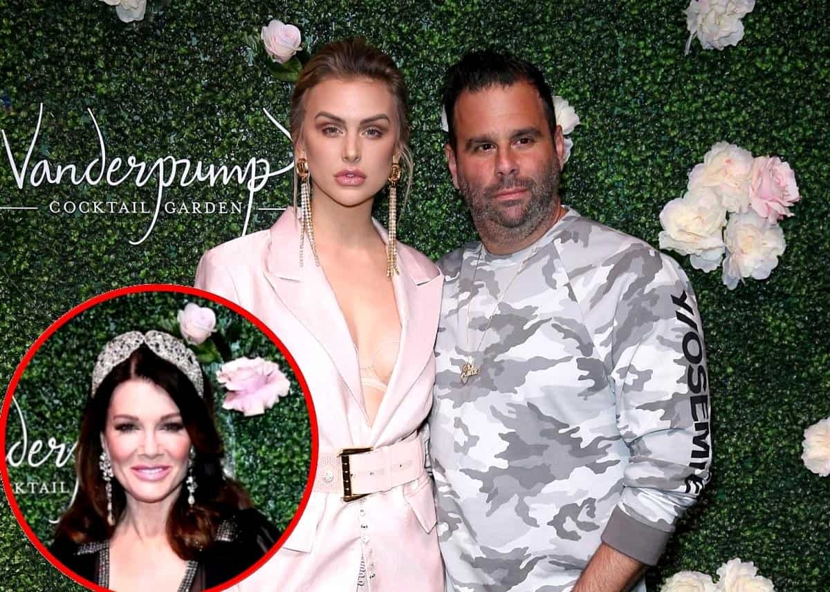 "Vanderpump Rules Star Lala Kent's Fiancé Randall Emmett Reveals the One Topic That's Off-Limits on Their Podcast as Lala Admits it Would Be ""Epic"" if She Joined RHOBH and Shares Thoughts on Lisa Vanderpump's Potential Return"
