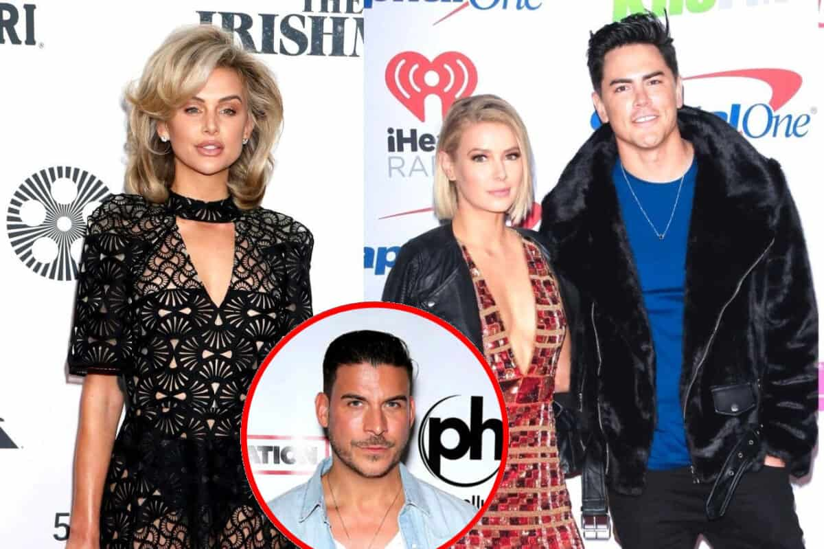"Vanderpump Rules Star Lala Kent Explains Why Tom Sandoval and Ariana Madix Are Not Her ""Cup of Tea,"" Shares How Jax Taylor Goes ""Crazy"" and Spirals Later in the Season"