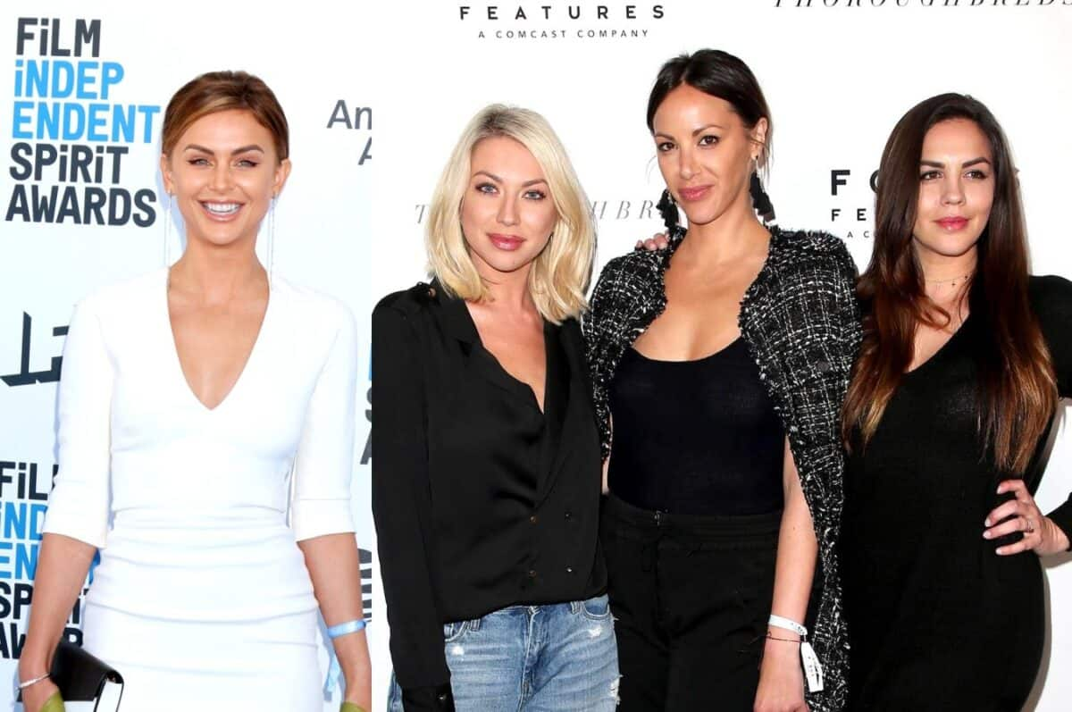 "Lala Kent Reveals the Real Reason For Kristen's Feud With Katie and Stassi, Plus She Shades the New Vanderpump Rules Cast Members as ""Not Very Interesting"""
