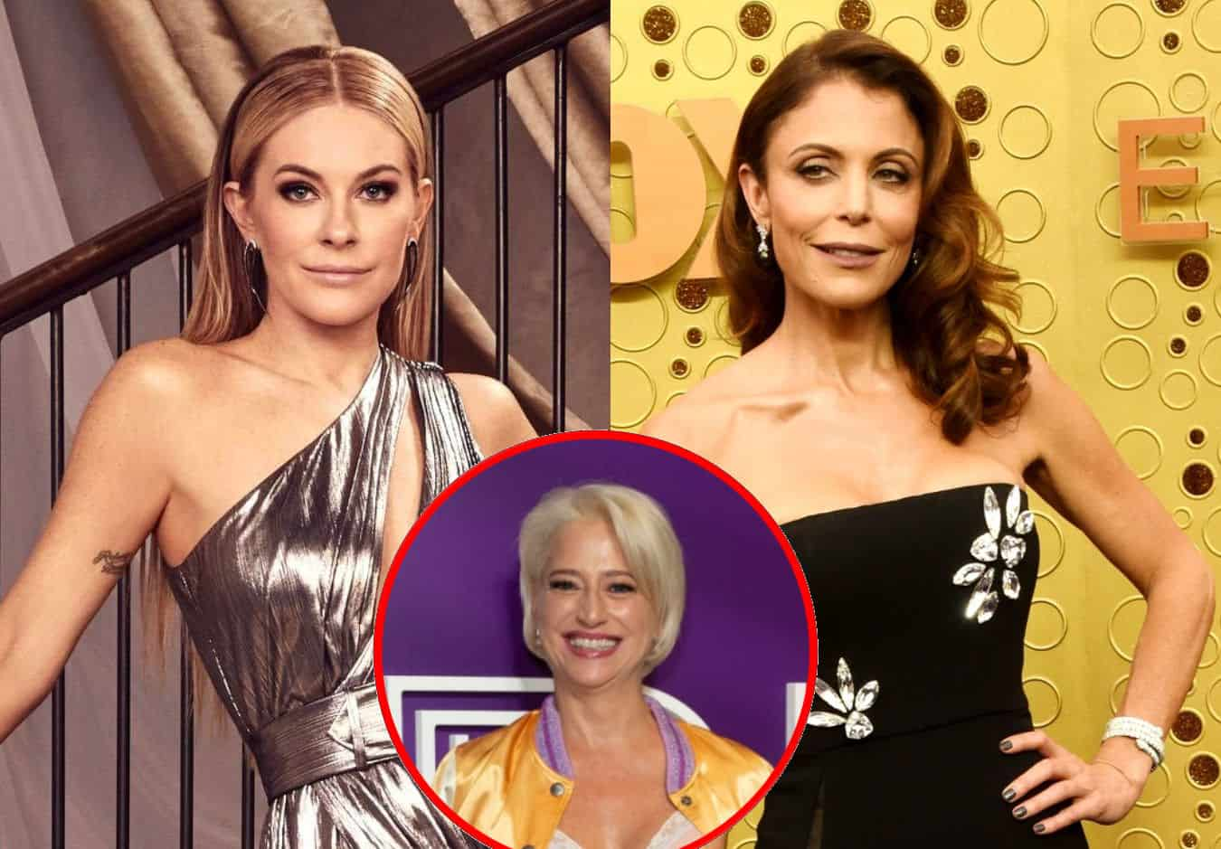 Leah McSweeney Clarifies if Bethenny Frankel Was Responsible For Getting Her on RHONY as Dorinda Learned Bethenny Quit the Night Before Filming Plus RHONY Live Viewing Thread!