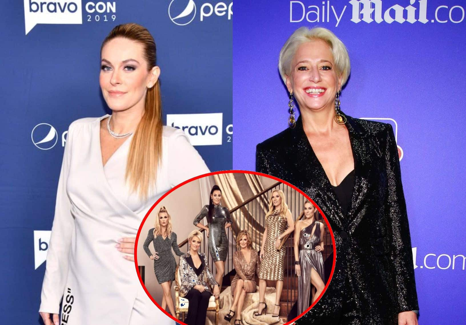 "Leah McSweeney Says Dorinda Medley Wasn't ""Thrilled"" About RHONY Exit and Reacts to Her Departure, Shares How Sonja is ""Most Difficult"" Co-Star and Talks Dating, Plus RHONY Live Viewing Thread!"