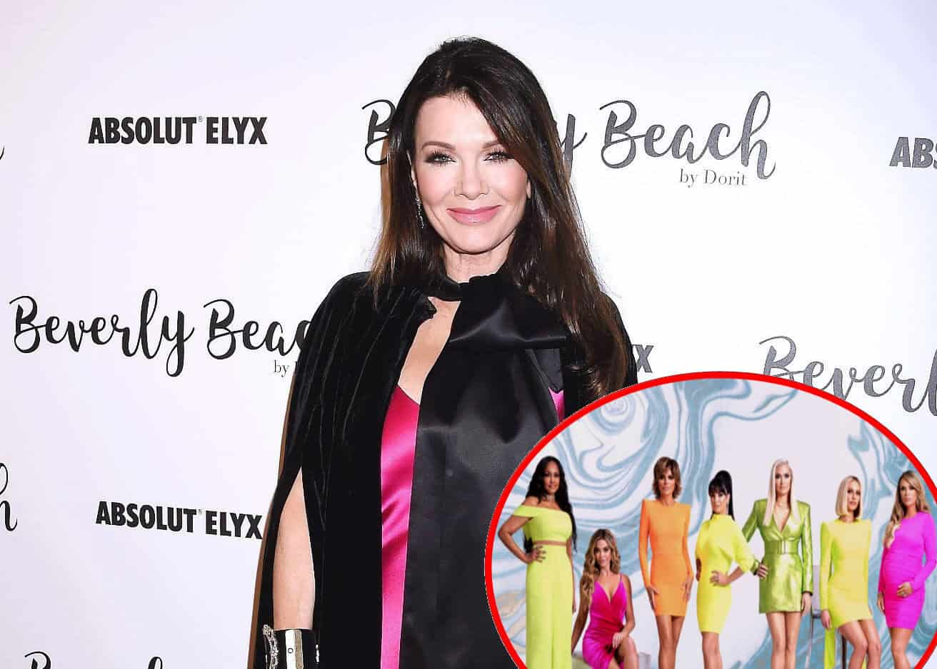 "Lisa Vanderpump Slams RHOBH Cast as Sheep and Reacts to ""Team Rinna"" Guest on Overserved, Talks Vanderpump Rules New Season and What Fans Will See of Cast's Babies"