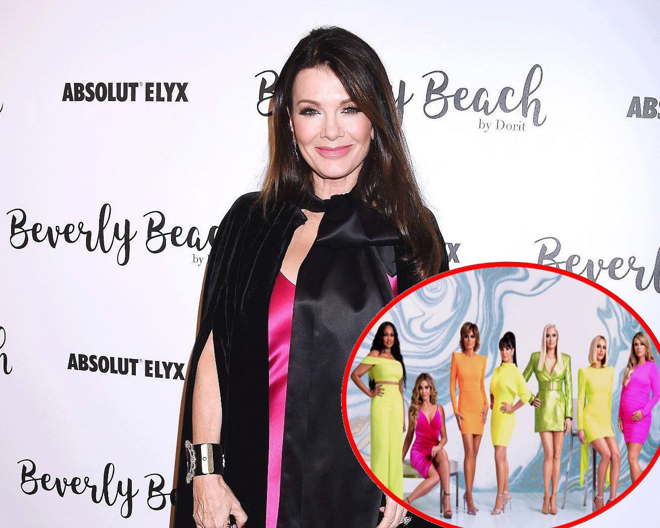Did Bravo Shade Lisa Vanderpump With the Title of the RHOBH Season 10 Premiere? Plus Lisa Shares Cheeky 'Self Care' Video