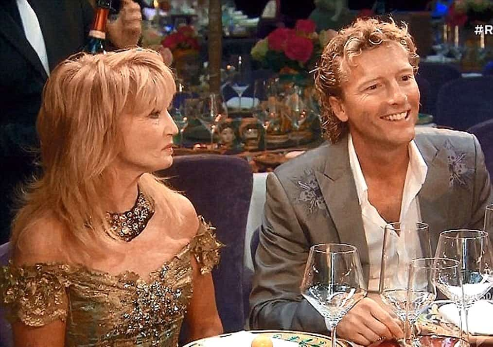 Lisa Vanderpump stepson and Ken Todd son Warren Todd