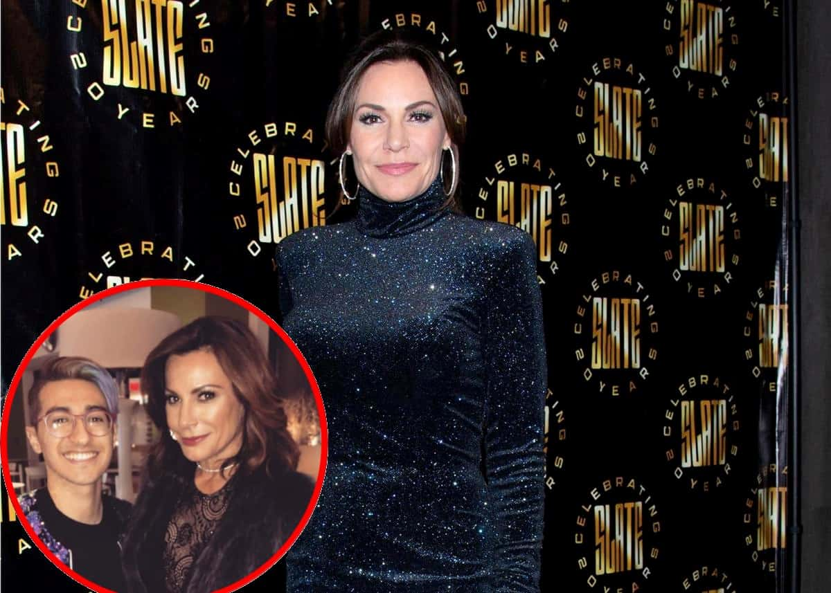 "RHONY's Luann de Lesseps Fires Back at Former Assistant for ""Disgusting"" Behavior, Claims He's Nothing More Than a ""Disgruntled Ex-Employee"""