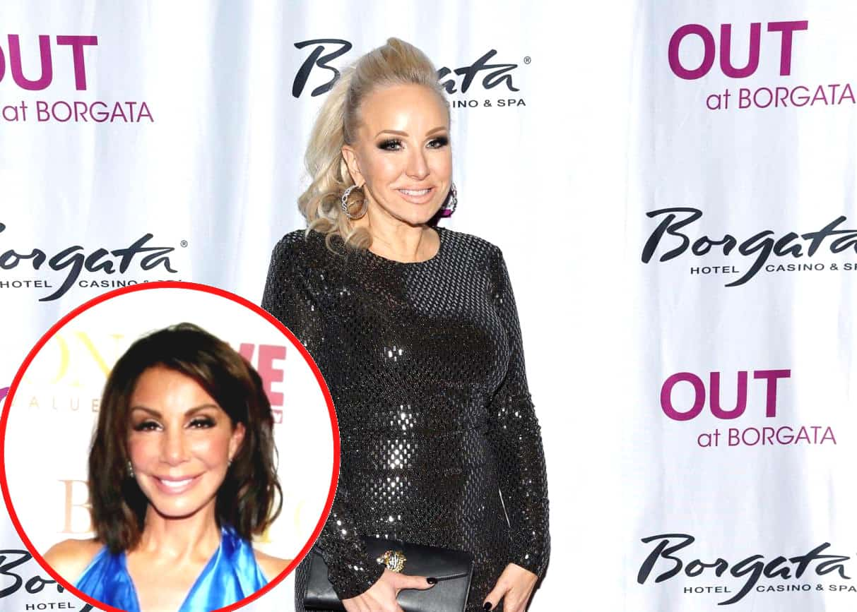 "Margaret Josephs Shares an Update on RHONJ Filming, Explains Why Danielle Staub Was ""Too Dark"" for the Show, Plus What She's Looking Forward to Next Season"