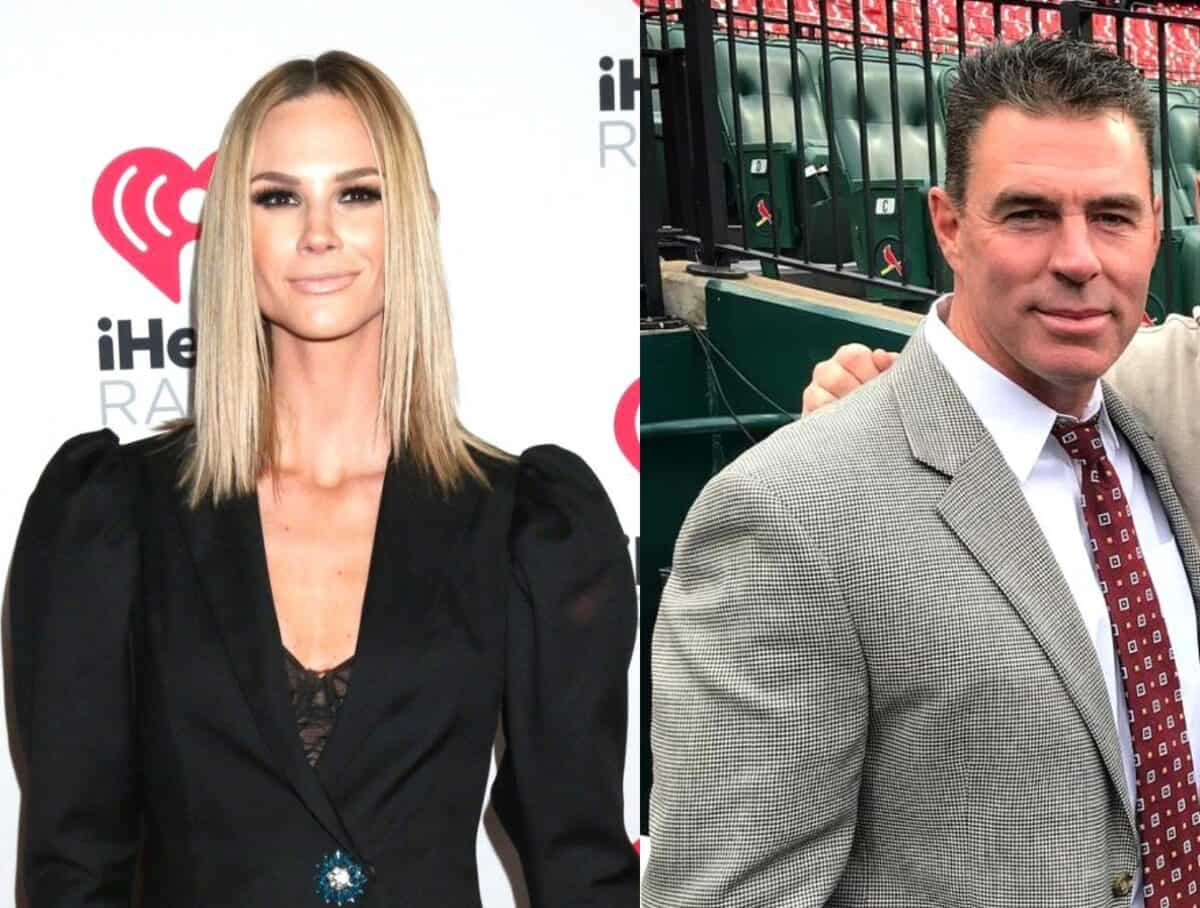 "RHOC Alum Meghan King Edmonds Claims Child Support From Ex Jim Edmonds is Too Small, Says it ""Barely Pays For Groceries"" Plus She Posts New Cheeky TikTok Video"