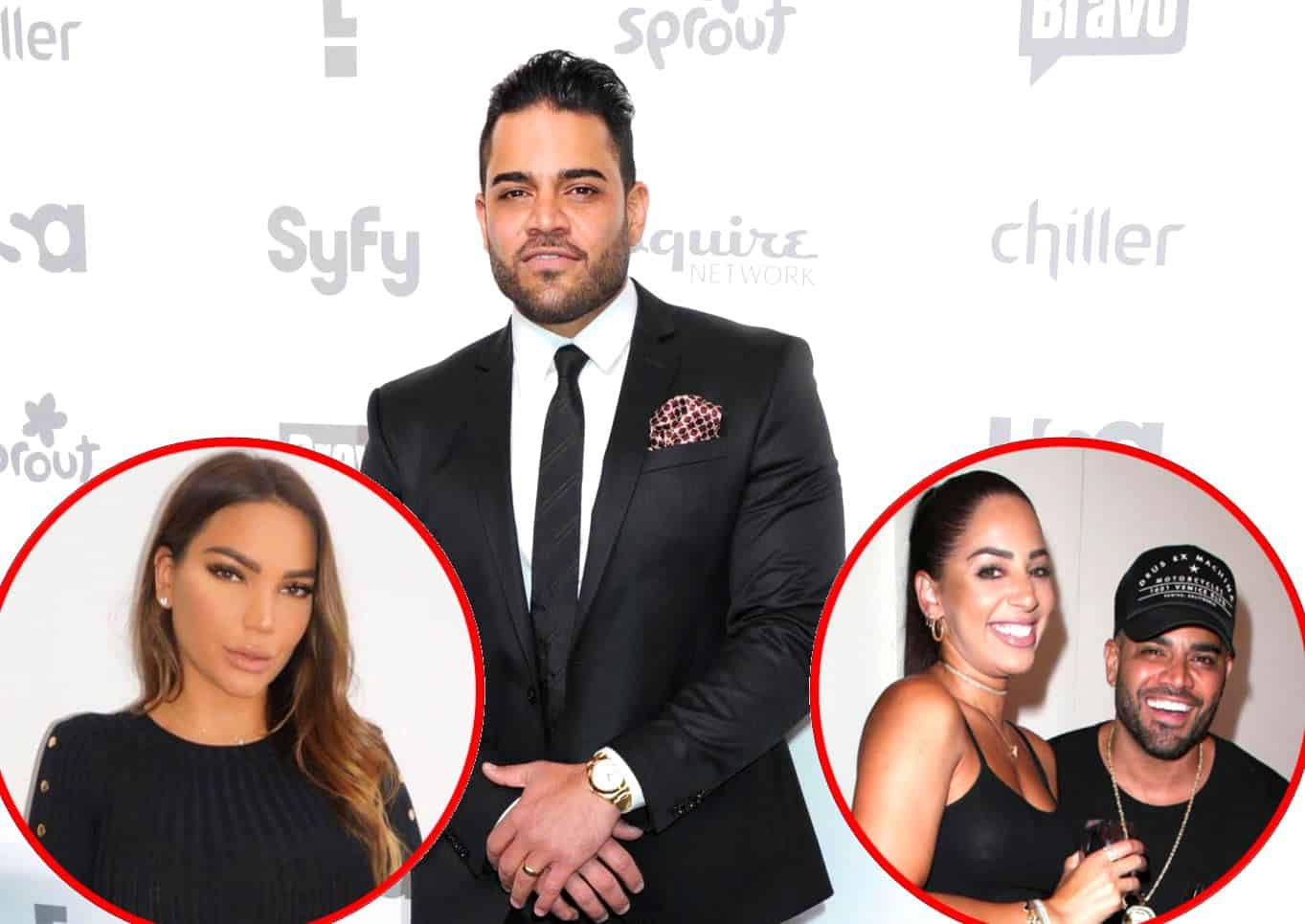 EXCLUSIVE: Shahs of Sunset's Mike Shouhed Reveals if He Still Talks to Ex-Wife Jessica Parido, Talks New Love With Girlfriend Paulina and if He's Open to Getting Married Again, Plus He Shares Update on His Businesses