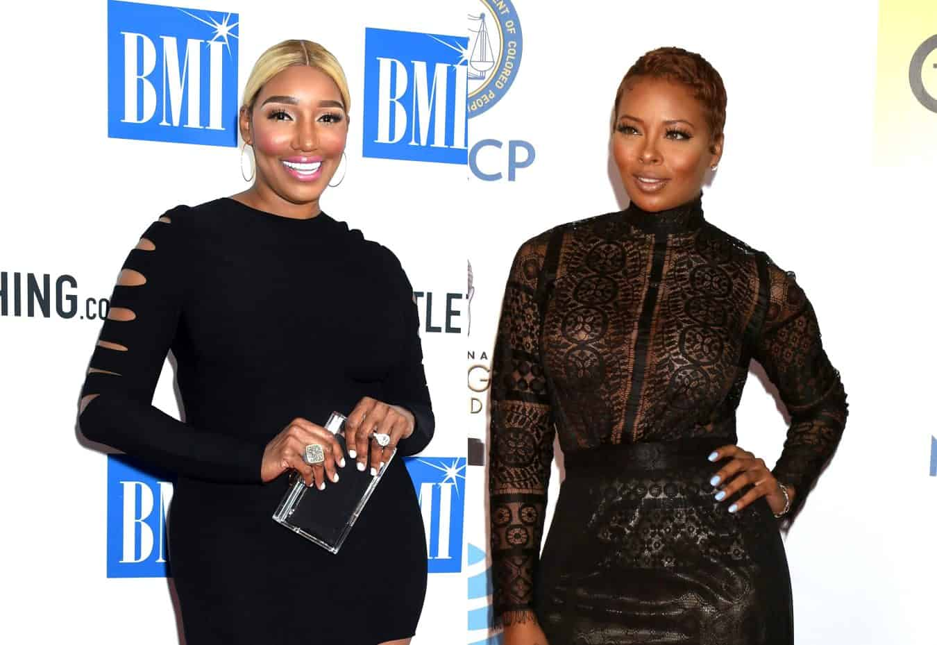 "Nene Leakes and Eva Marcille Get Into Instagram Feud After Nene Says She Wants Eva Off RHOA, See Eva's Epic Clap Back as She Slams Nene as 'Old' and ""Ratchet"""