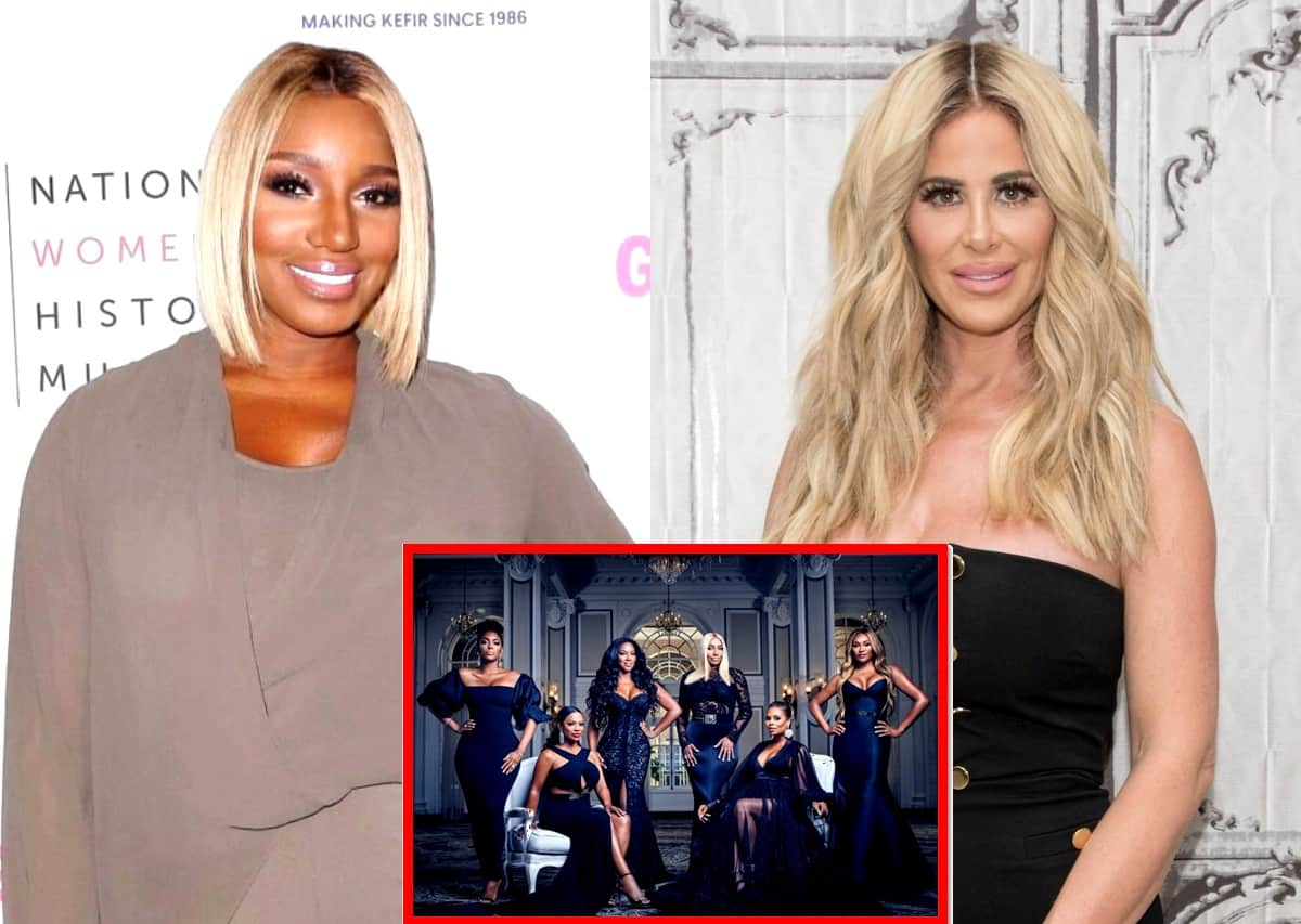 Nene Leakes and Kim Zolciak Throw Shade at RHOA Cast for 'Faking Storylines' and Explain What Brought Them Back Together, Plus They Share Who Should Come Back to Show