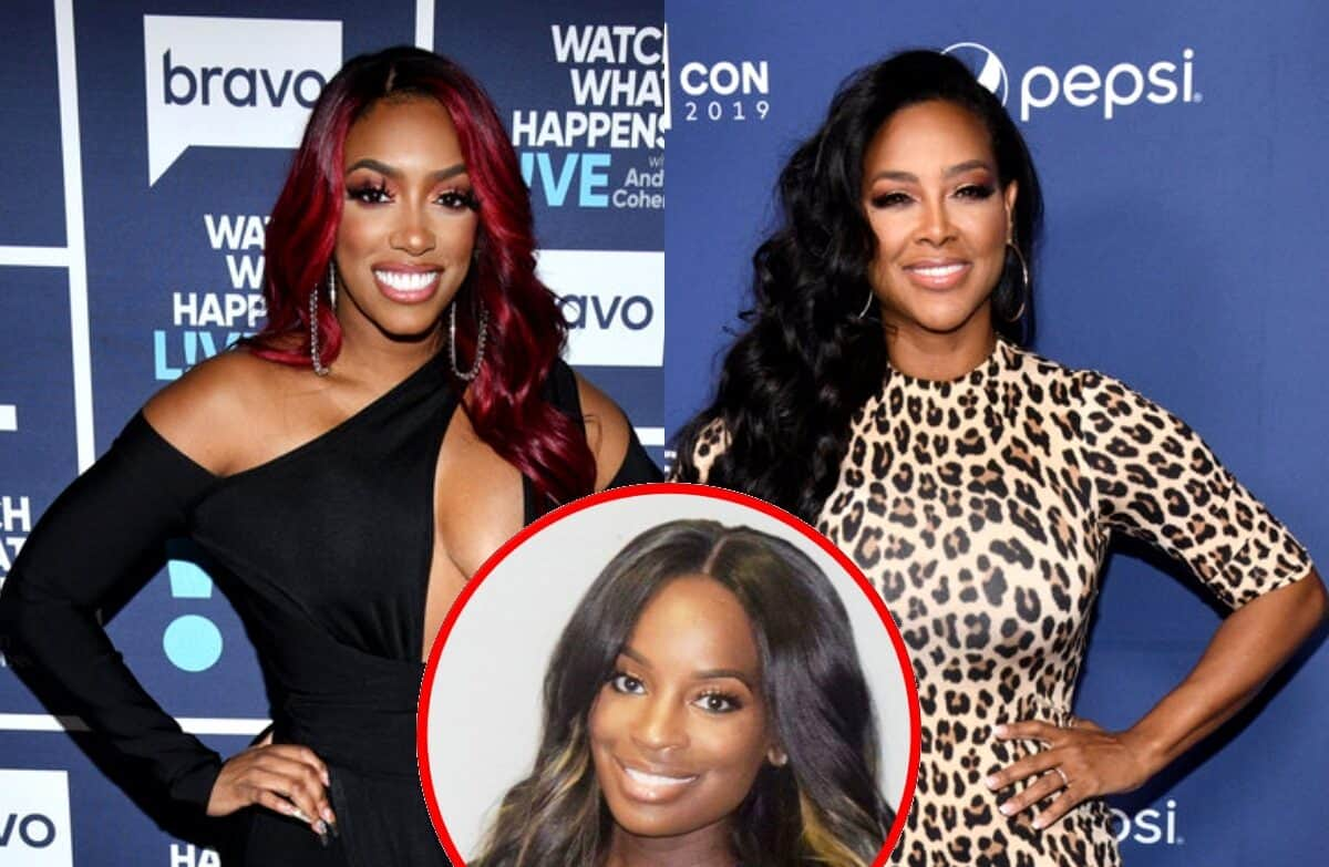 RHOA's Porsha Williams Calls Out Kenya Moore For Lying About Shamea Morton and Throwing Shade at Their Friendship