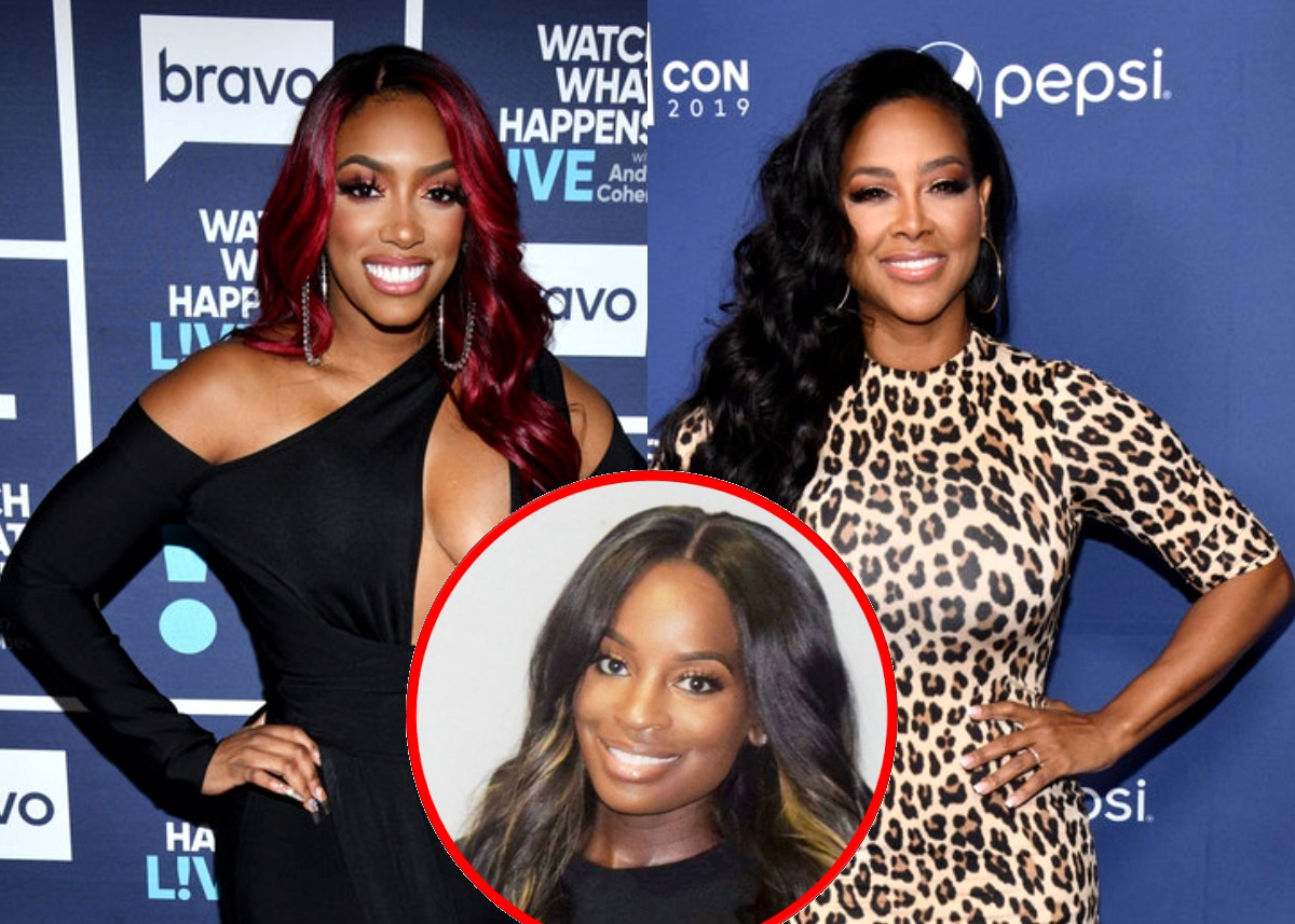 RHOA's Porsha Williams Claims Kenya Moore Lied and That Shamea Morton Never Contacted Her After Going Into Labor