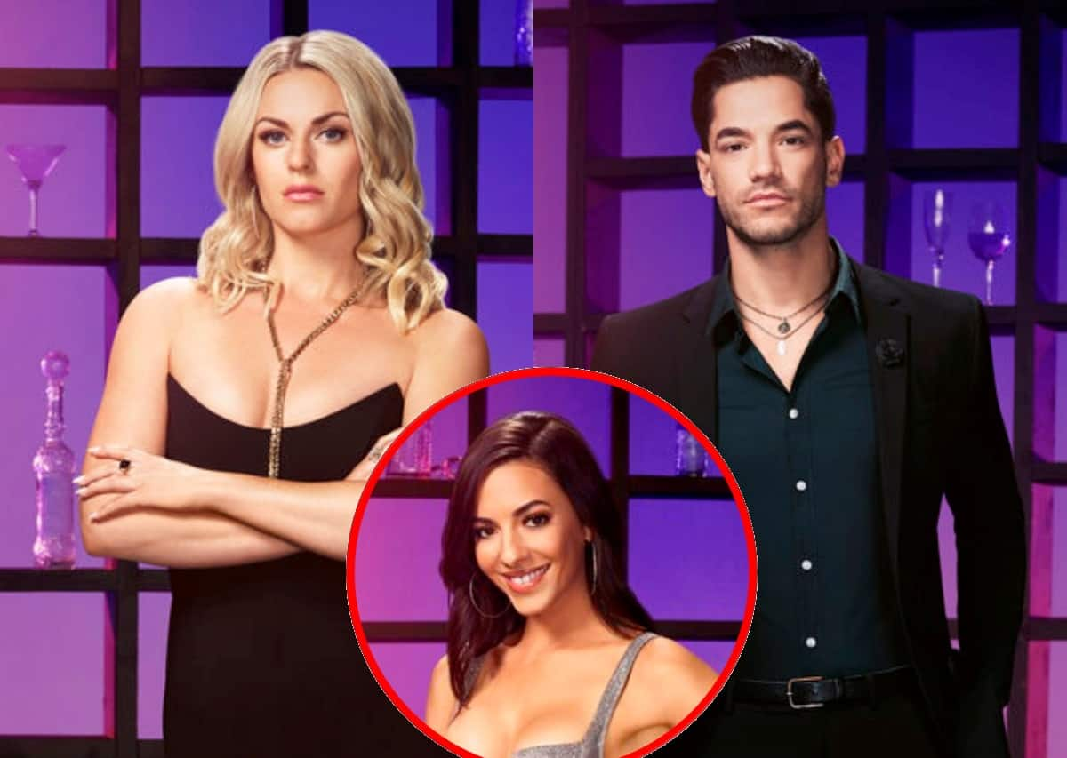 "Are Pump Rules' Dayna Kathan and Brett Caprioni Dating and is Scheana Shay Jealous? Plus Charli Burnett Slams Dayna as ""Thirsty"""