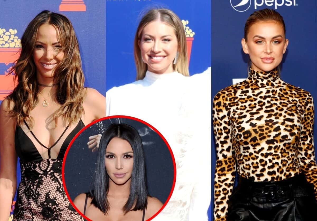 "Pump Rules Star Kristen Doute On Why She Doesn't Think She'll Be Invited to Stassi Schroeder's Wedding, Calls Out Lala Kent For ""Hurtful"" and ""Mean-Spirited"" Fighting Style as Scheana Slams Lala as ""F--king Rude"""
