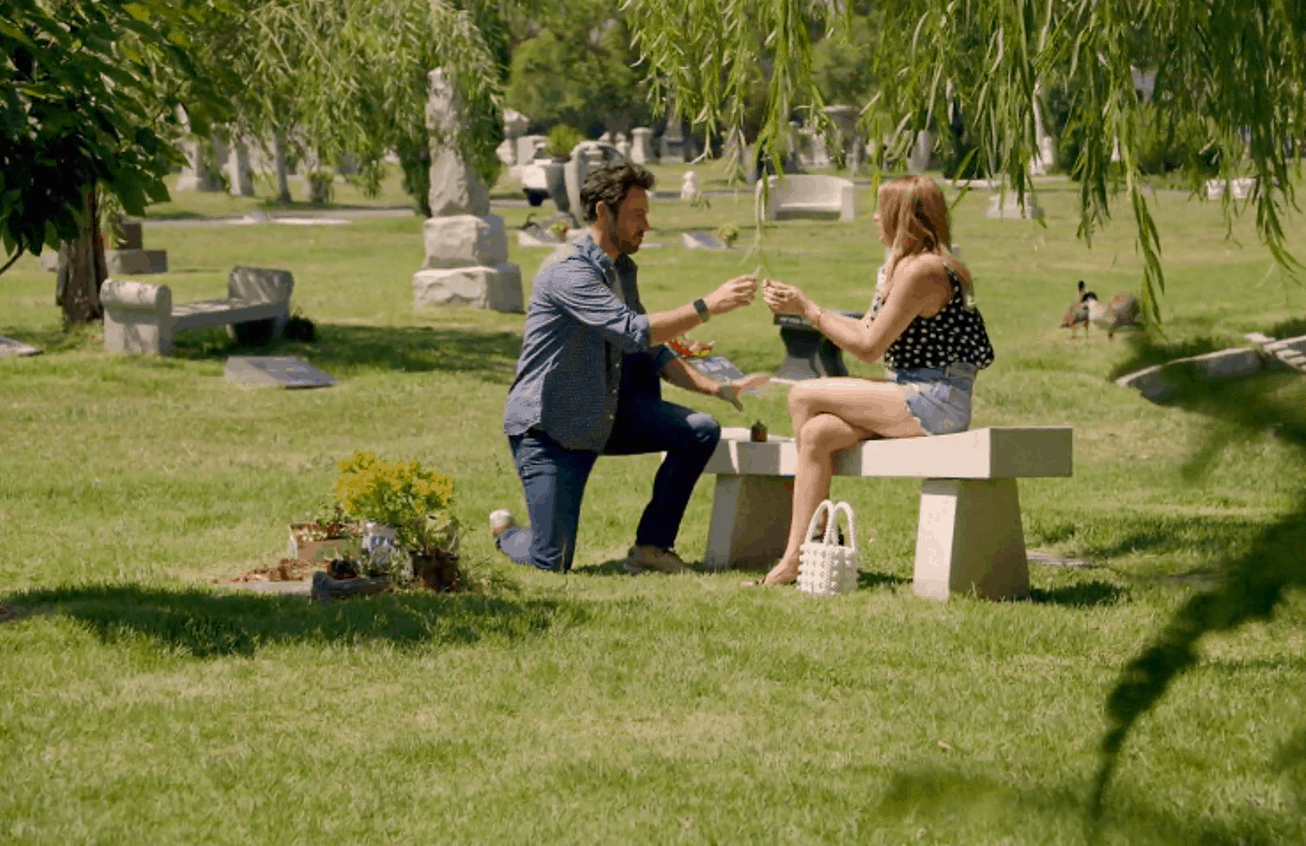 Vanderpump Rules Recap: Stassi and Beau Get Engaged... at a Cemetery!
