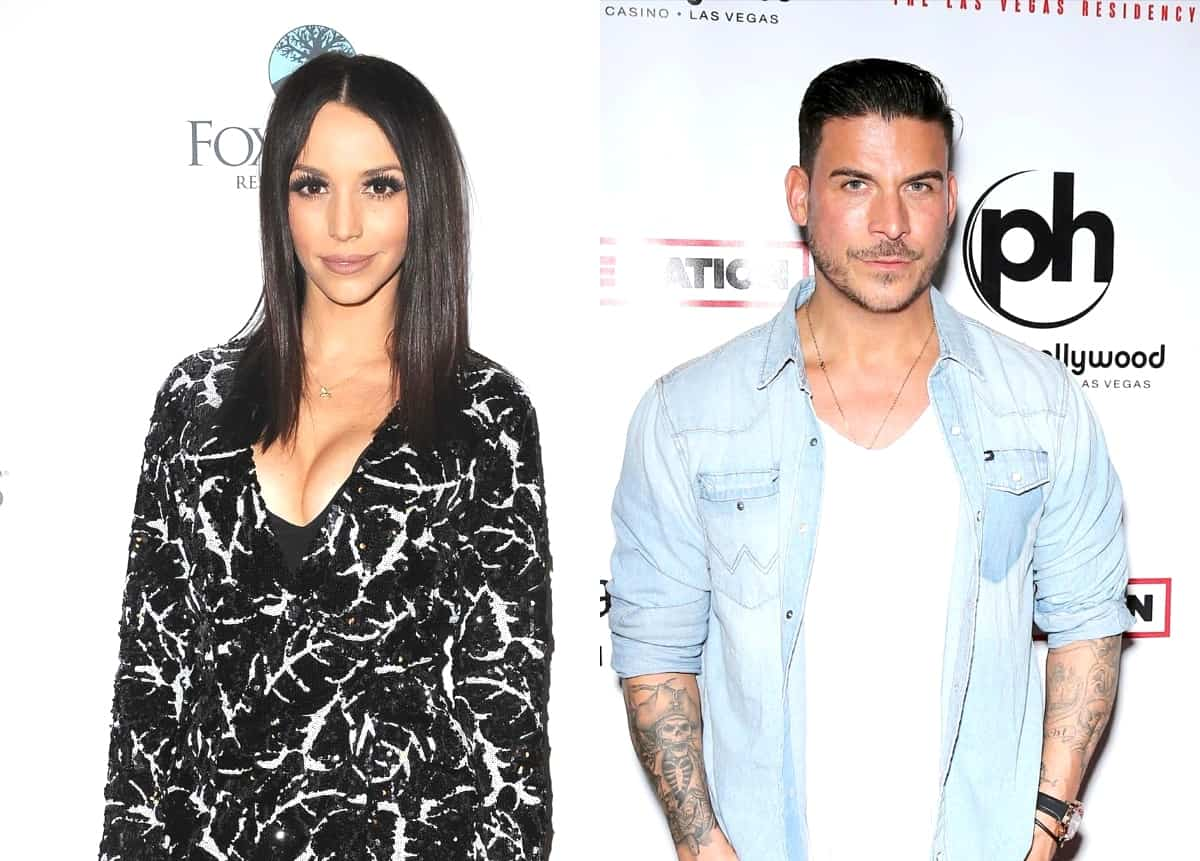 "Vanderpump Rules' Scheana Shay Claps Back at Jax Taylor After He Claims She ""Gives Away the Farm"" on the First Date, Reveals if She Still Works at SUR Restaurant"
