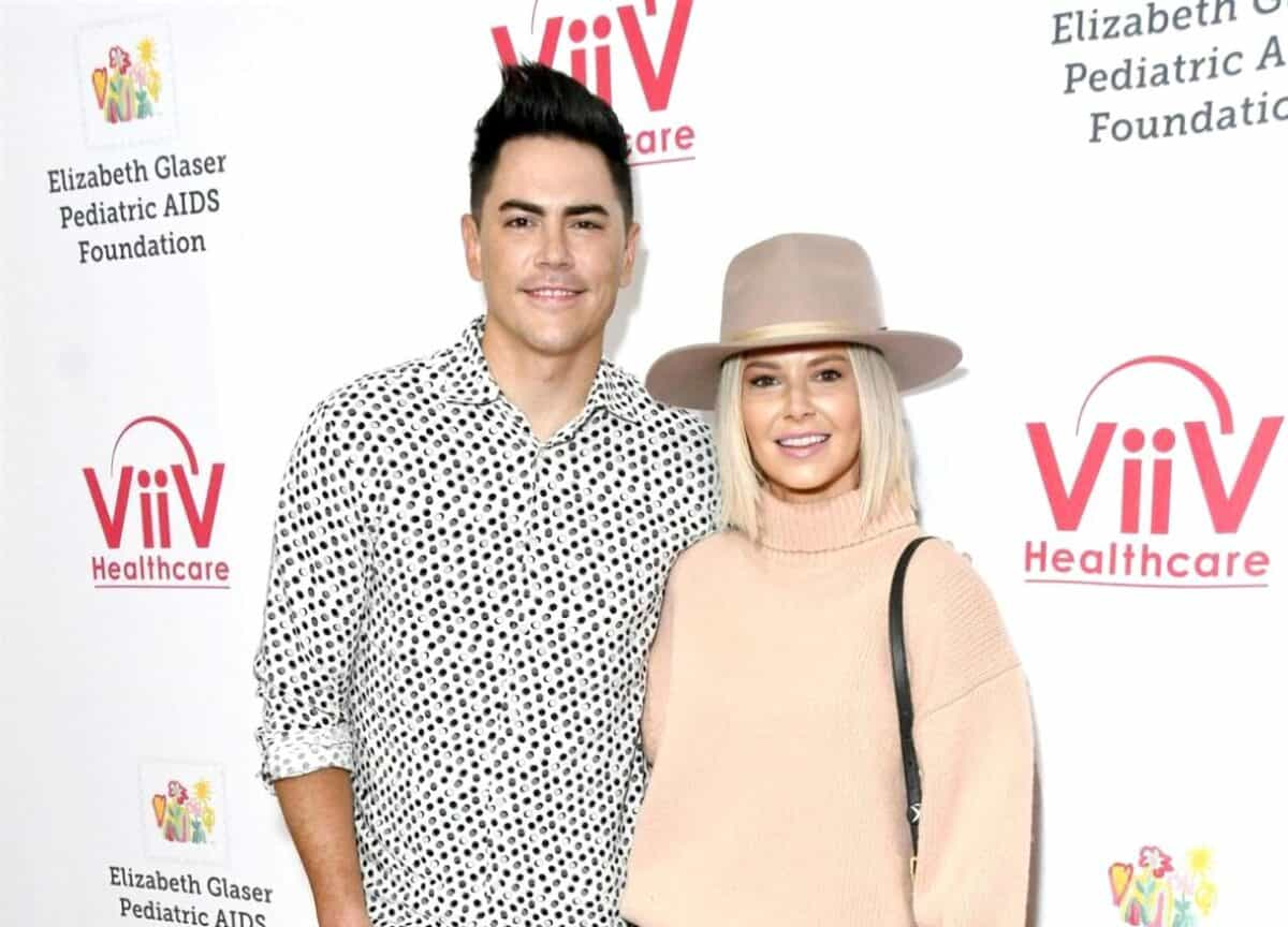 Tom Sandoval and Ariana Madix Reveal Which Storyline They're Upset Wasn't Included on This Season of Vanderpump Rules, Tease a Casting Change Ahead of Season Nine
