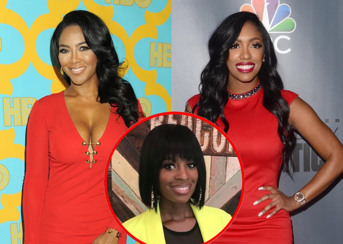 """RHOA Star Kenya Moore Claps Back at Porsha Williams' """"BS"""" Claim That She Shaded Her About Shamea Morton, See What She Posted on Twitter!"""
