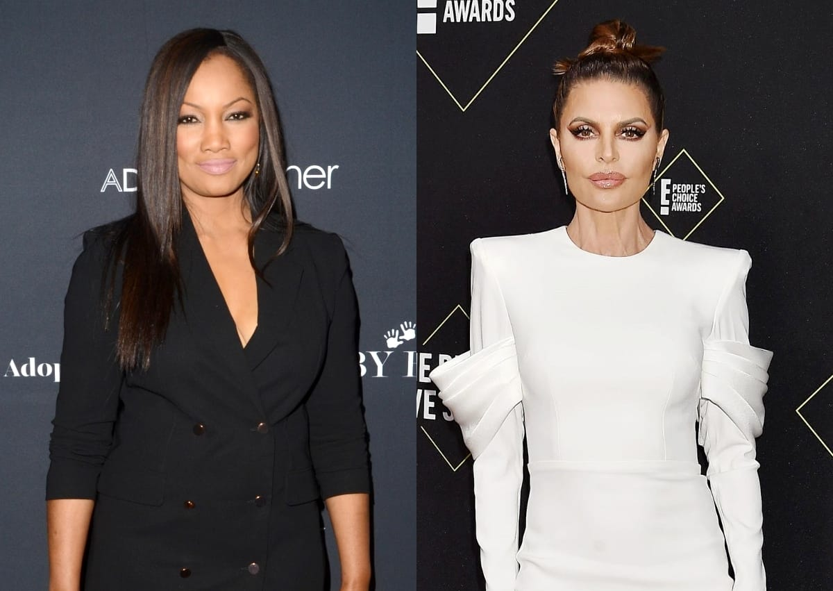 "Garcelle Beauvais ""Scared"" to Return to RHOBH After Lisa Rinna ""Warned"" Her at Reunion About Coming Back Next Season, Says More Than One Costar Was Sent a Cease and Desist, and Talks Denise's Future on Series"