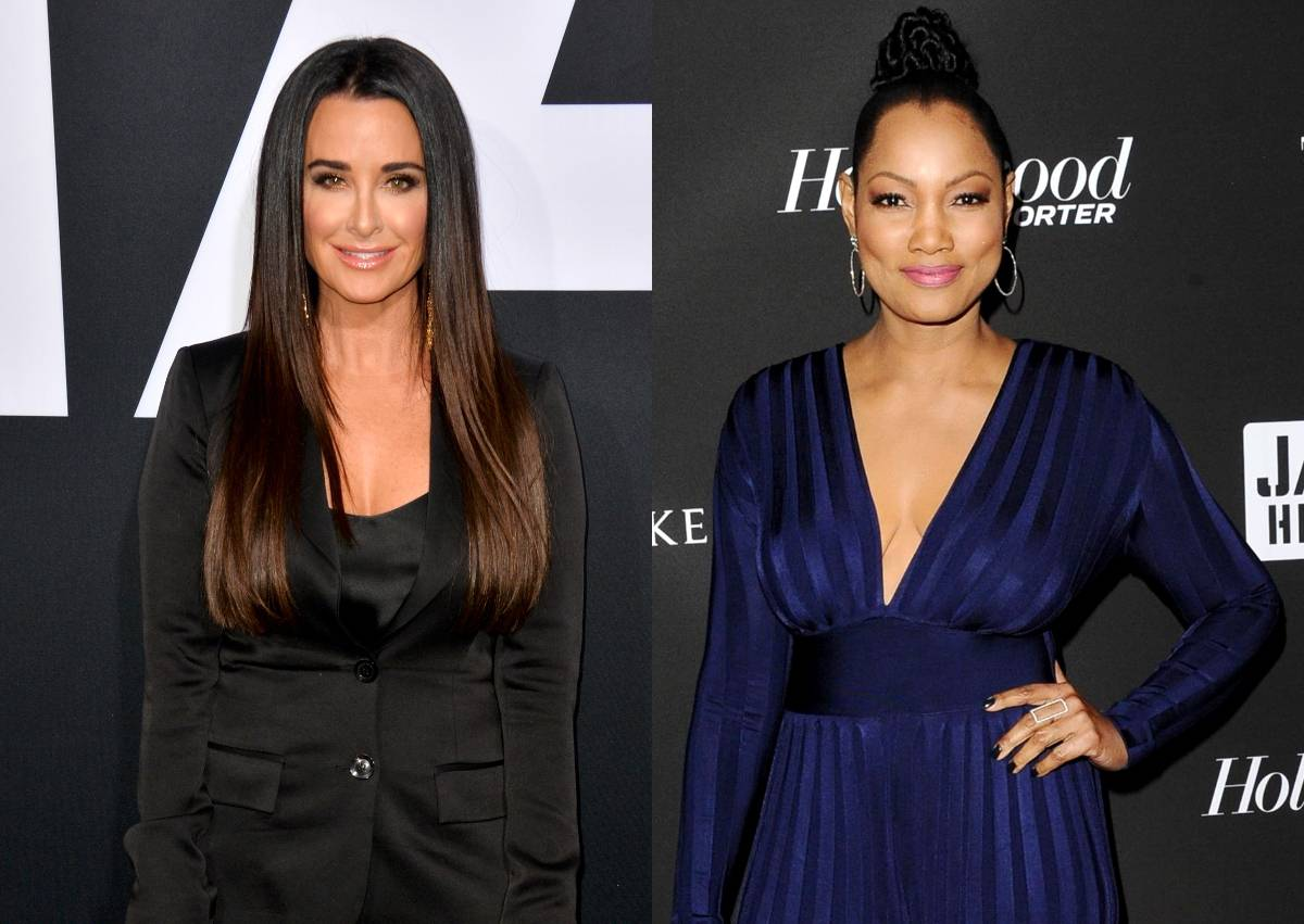 """RHOBH's Kyle Richards Shares Which Former Costar """"Brought the Least to the Show,"""" Plus She Claps Back at Garcelle Beauvais' WWHL Diss and Reveals if She's Spoken to Her Since"""