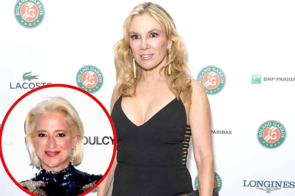 "Ramona Singer Reveals the Moment That ""Embarrassed"" Her This Season, Plus Why Dorinda Medley Wasn't Fun to Be Around and RHONY Live Viewing Thread!"