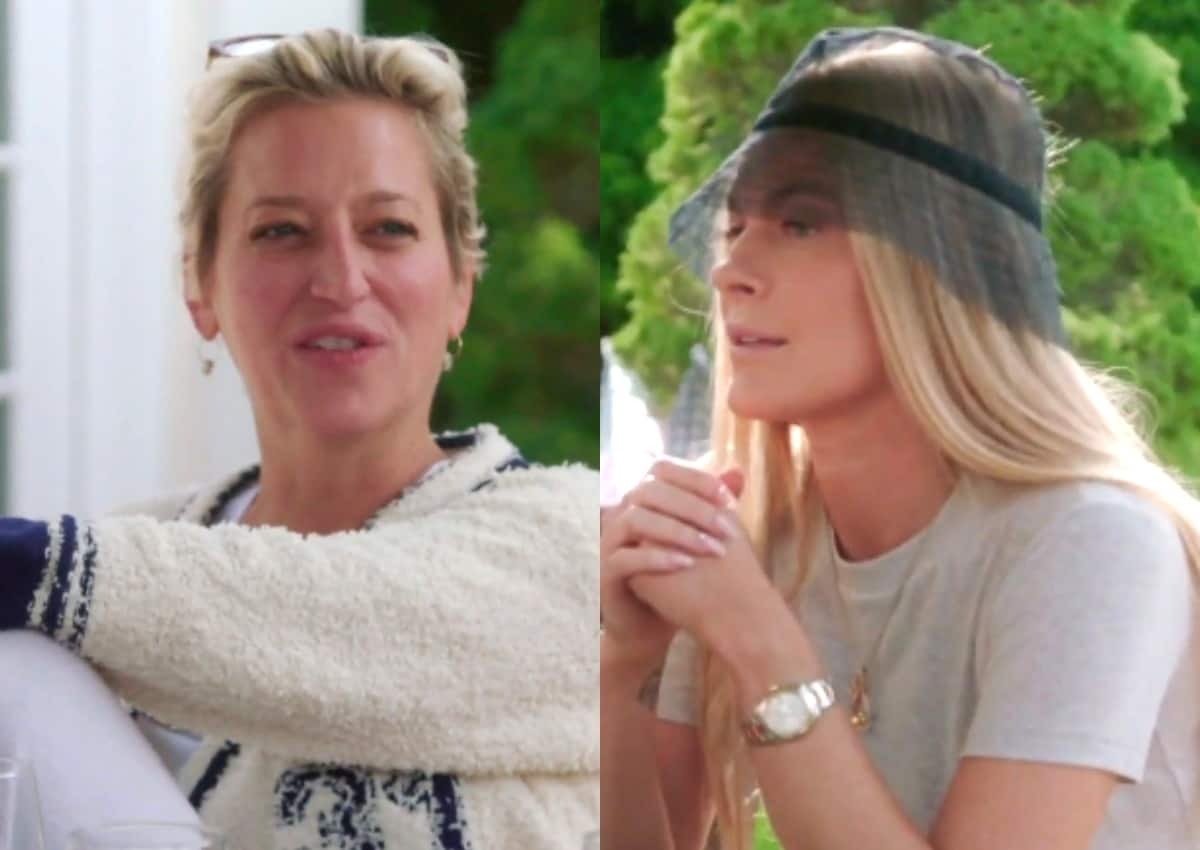 RHONY Recap: Dorinda Packs Her Anger and Unleashes it on Leah and Tinsley, Later Breaks Down and Cries