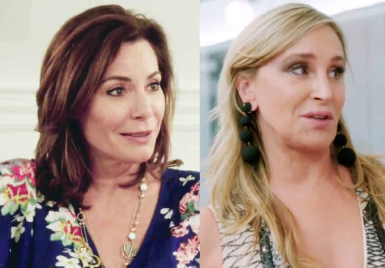 RHONY Recap: Luann Angrily Leaves Ramona's Home Due to Room as Sonja Gets Upset Over 'Trophy Wife' Dig