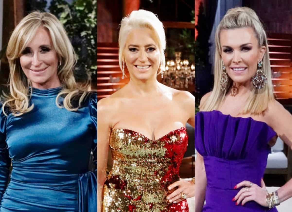 "Sonja Morgan on Why Dorinda Medley is ""Getting a Bad Rap"" Over Feud With Tinsley Mortimer and Calls Out Tinsley for ""Bulls---ting,"" Plus RHONY Live Viewing Thread!"