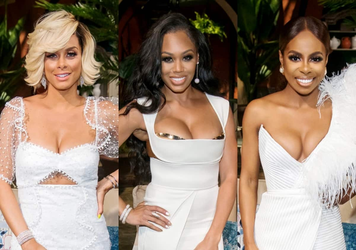 "Robyn Dixon Calls Monique Samuels and Candiace Dillard Fight an ""Attack"" That Was More ""One-Sided,"" Promises an ""Entertaining"" Upcoming Season of RHOP"