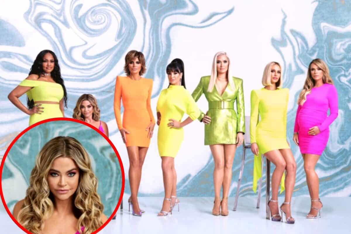 RHOBH Cast Reveals Why They're Not Talking to Denise Richards, Claim It's Not Really About the Alleged Brandi Glanville Affair