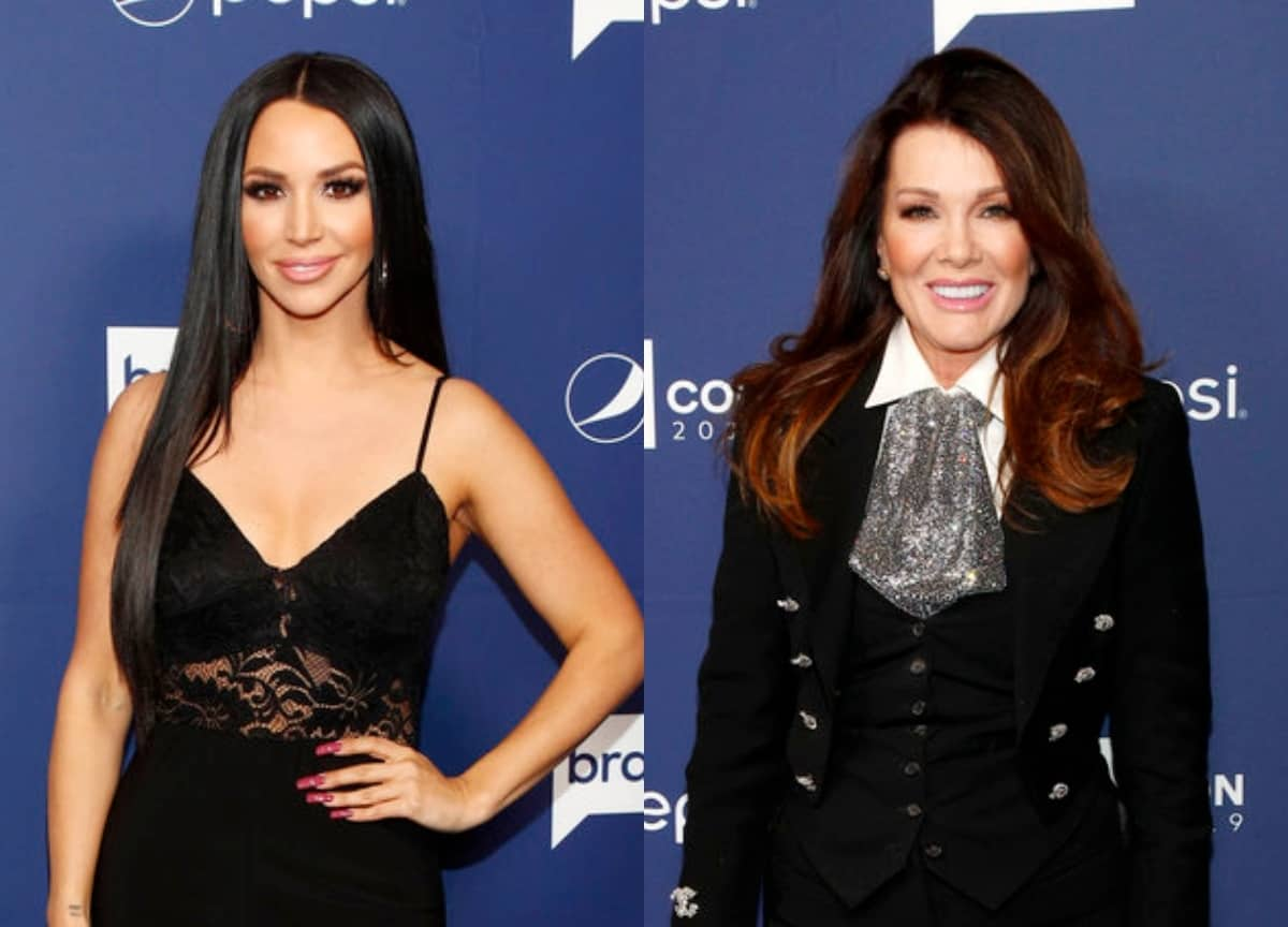 "Vanderpump Rules' Scheana Shay Calls Lisa Vanderpump's Comments ""Insulting as F--K"" and ""Upsetting"" as Lisa Labels Her ""Desperate"" and Accuses Her of Being ""Inauthentic"""