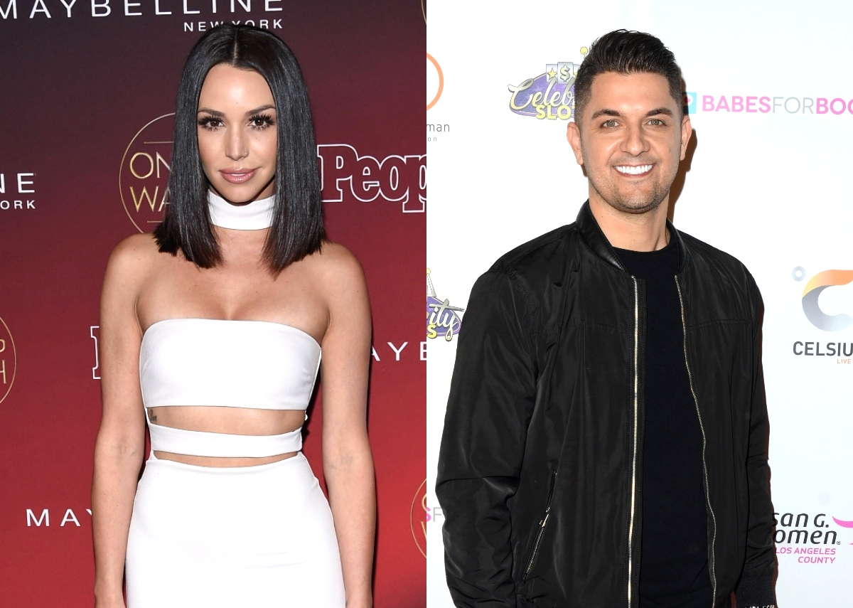"Vanderpump Rules Star Scheana Shay Dishes on Dating Nema Vand for ""Months,"" Plus Why the Relationship Ended With the Shahs of Sunset Star"